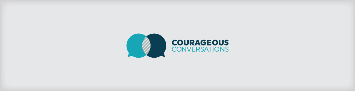 Courageous Conversations graphic