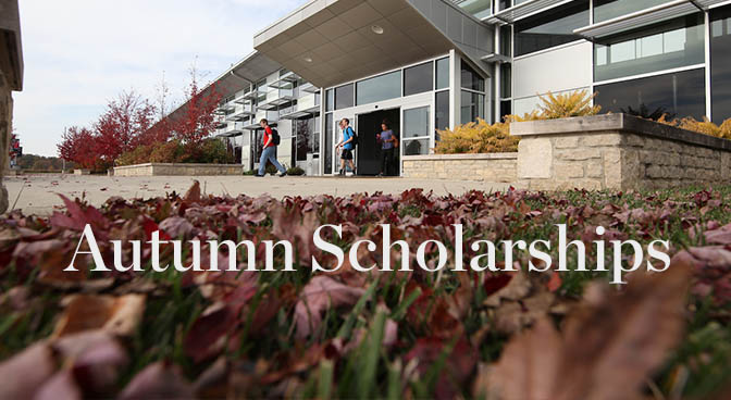 Autumn Scholarships