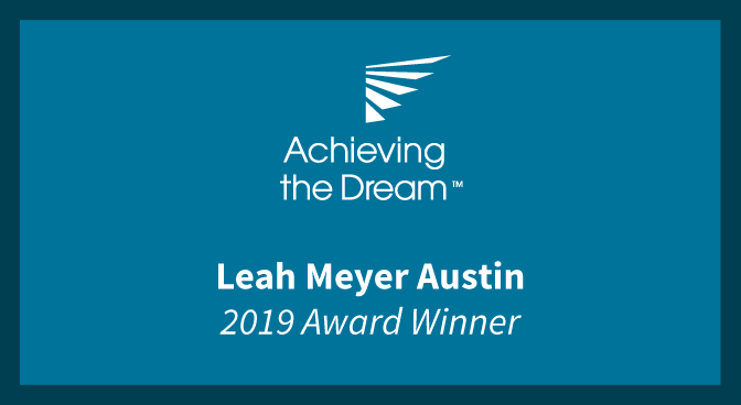 Leah Meyer Austin Award