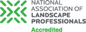 National Association of Landscape Professionals Accredited Logo