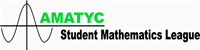 AMATYC Student Math League