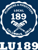 Plumbers and Pipefitters - UA Local 189 - Logo