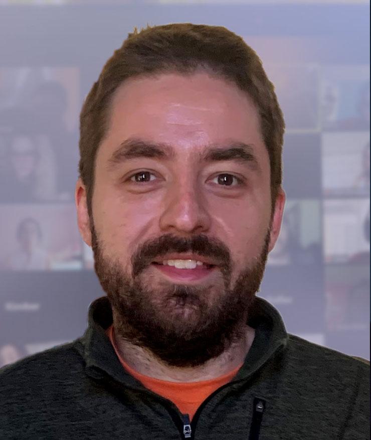 Photo of Stefan Armintrout