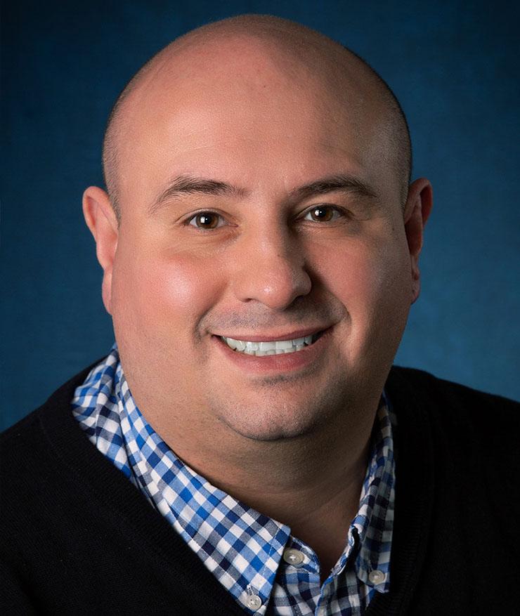 Photo of Ben Kalb
