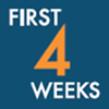 First Four Weeks badge icon