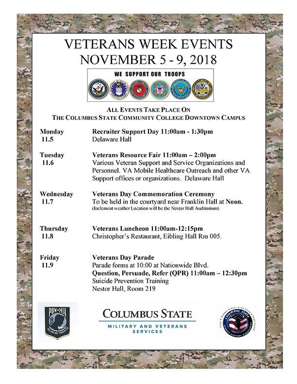 News & Calendar | Columbus State Community College